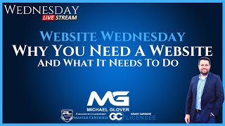 Why You Need A Website And What It Needs To Do