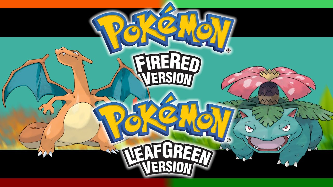 Gallery For gt; Pokemon Fire Red Wallpaper