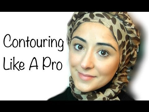 Contouring & Highlight Using Artist of Makeup Contour Sticks