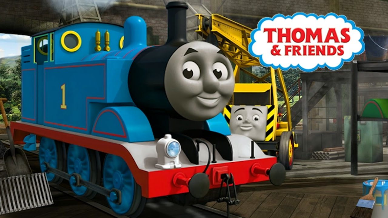 Thomas the Tank Engine: Engine Repair - Gwenevere Singley