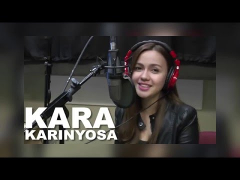 Voice behind POKEMON (Philippines Famous DJ - KARA KARINYOSA)