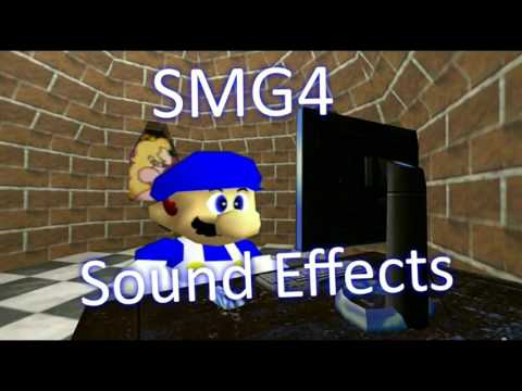 SMG4 SOUND EFFECTS - Cannon (SM64)