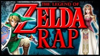 RAP THE LEGEND OF ZELDA ||| SHARKNESS