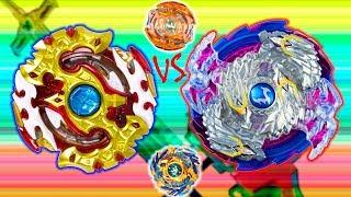 Beyblade Burst Крутые игры Бейблэйд Берст Новые битвы Spriggan Requiem Видео для детей