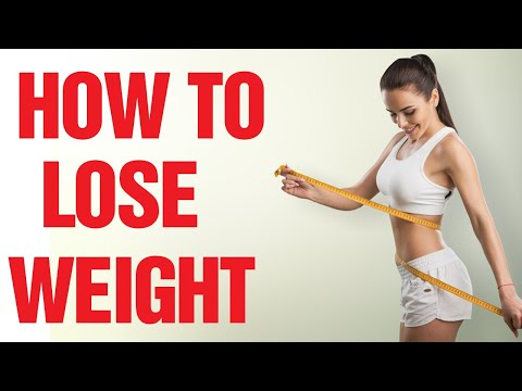 Lose Weight Fast ||How To Lose Weight Without Exercise and Diet || How To Lose Belly Fat