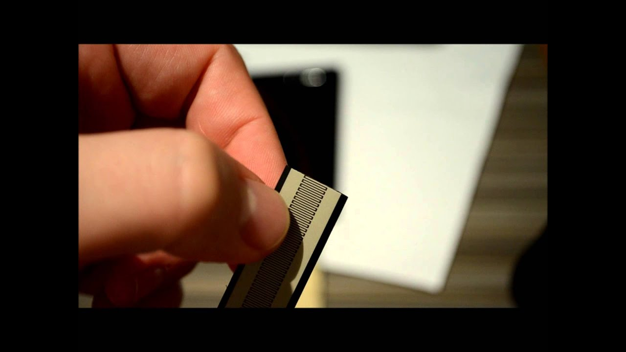 Making many Force Sensitive Resistors (FSR) from single FSR