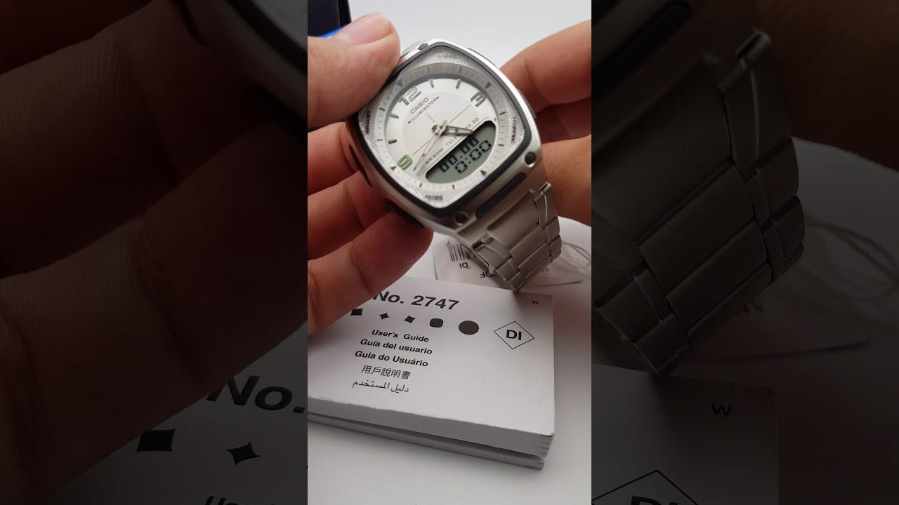 Aw Español Reloj Illuminator 81d Casio 7a rxedCoWB