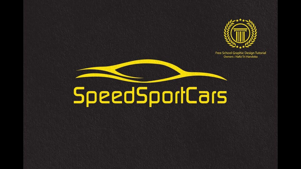 Car Logo Design Tutorial How To Make A Dealer With