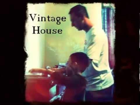 Dj Professor Jeff - Vintage House Mix with Micah