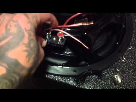 PowerBass Audio System Install