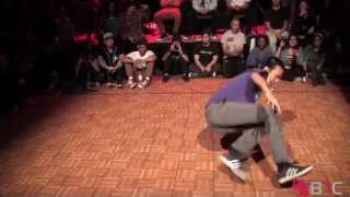 Rock Lobster Vs Rock With Finesse | Top 16 | Ruthless 3 | BNC