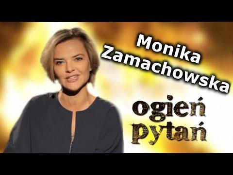 Monika Zamachowska - Ogień Pytań
