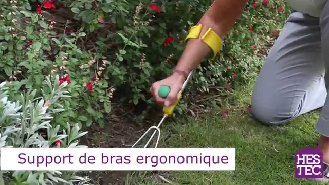 Outils de jardin ergonomiques - YouTube