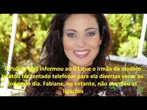 HOMENAGEM A MISS BRASIL FABIANE NICLOTTI