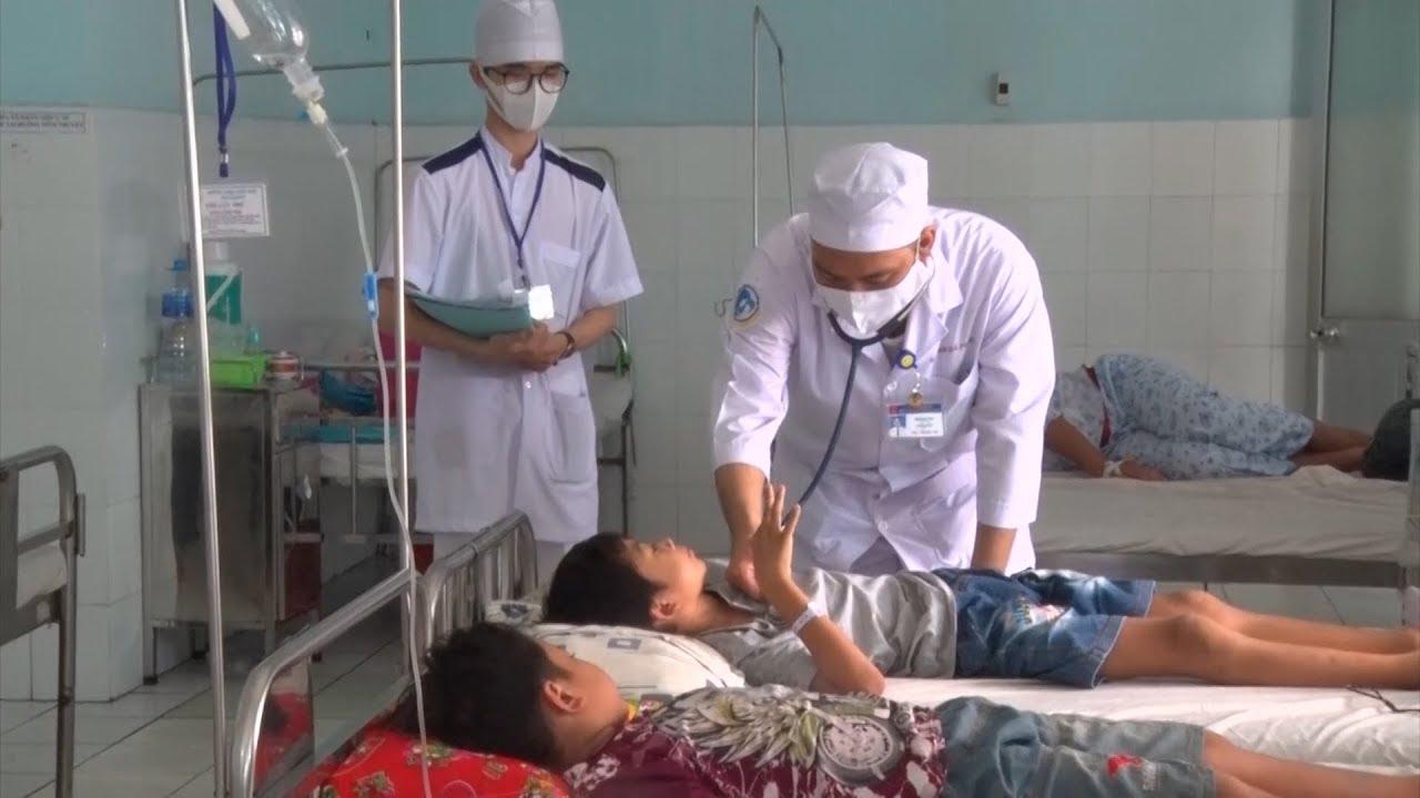 An Giang: Số ca bệnh sốt xuất huyết tăng cao