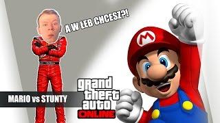 GTA Online Po Polsku - Mario vs Stuny /Bladii /Paveł /Diabeuu /Admiros /Mati /Flarek || Plaga