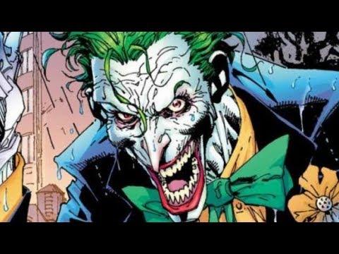 Истории, в которых Джокер был прав