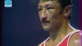 Бокс  Майкл Спинкс-Руфат Рискиев Олимпиада 1976 До 75 кг Финал