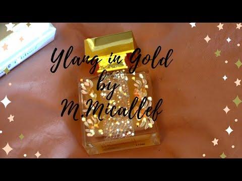 Аромат нежности и изысканности -  Ylang In Gold, M.Micallef