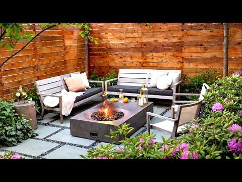 60+ City Gardens, Small Urban Garden Design Ideas