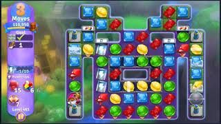 Wonka's World of Candy Level 465 - NO BOOSTERS + FULL STORY ???? | SKILLGAMING ✔️