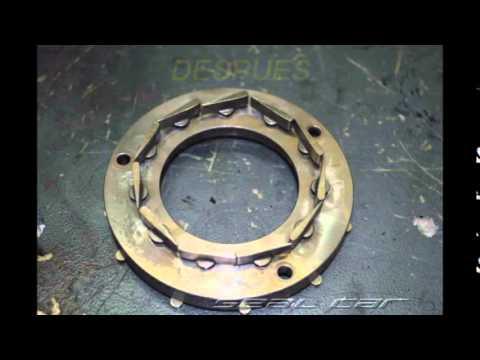Sealcar Limpieza Geometria Variable Y Reparacion De Un Turbo