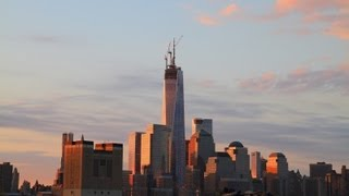One World Trade Center- April 2013 Update- More Antenna Installed