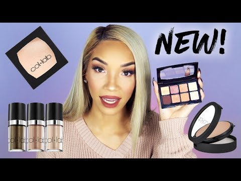 BRAND NEW AFFORDABLE MAKEUP LINE! | COL-LAB in Sally Beauty!