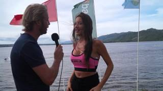 Belén Etchart en La Chica del Verano beach voley
