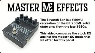 Master Effects - Seventh Son - Stock vs Modern Tones