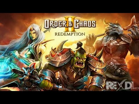 Order & Chaos 2 Redemption 3.1.3a Apk Data Android Online Game
