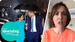 Harry and Meghan Step Down But What Happens Next? | This Morning