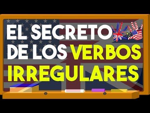 Que es el verbo regular e irregular en ingles