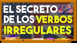EXPLICACIÓN DE LOS VERBOS IRREGULARES MUY FÁCIL + LISTADO DE VERBOS IRREGULARES MUY ÚTILES 😏