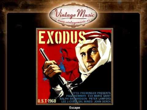 Escape - Exodus (O.S.T - 1960) (VintageMusic.es)