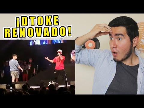 DTOKE VS MKS | EL DOBLE TEMPO DE DTOKE | EL FINAL DEL QUINTO ESCALÓN (VIDEO REACCIÓN)
