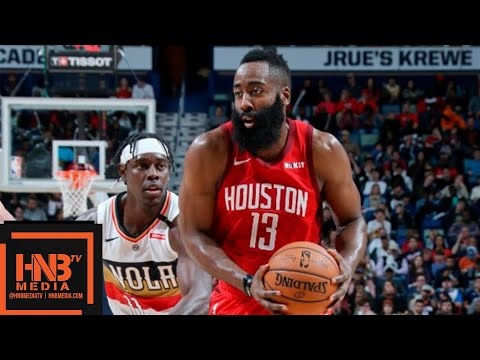 Houston Rockets vs New Orleans Pelicans Full Game Highlights | 12/29/2018 NBA Season