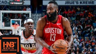 Houston Rockets vs New Orleans Pelicans Full Game Highlights | 12/29/2018 NBA Season