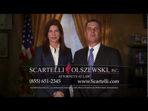 Scranton, PA Law Firm General Counsel TV Commercial from Scartelli Olszewski, P.C.