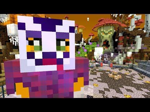 Minecraft Xbox - Try Harding - Battle Mini-Game