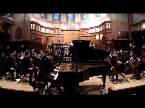 Gershwin: Rhapsody in Blue- Berkeley College Orchestra feat. Ethan Kyzivat