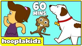 Rig A Jig Jig And Many More Nursery Rhymes | HooplaKidz Best Nursery Rhymes Compilation