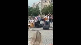 Milan Kroka - Live band, Jihlava quot; Hej romalequot;