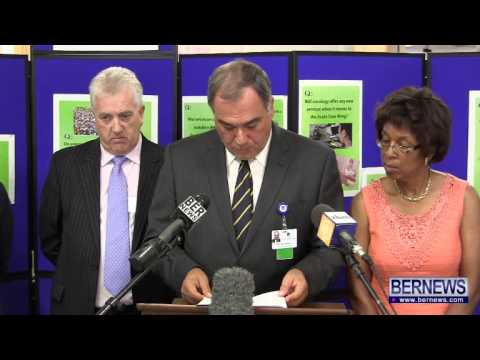 Bermuda Hospitals Board Overview, July 24 2013