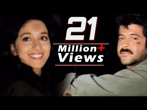 'So Gaya Yeh Jahan' Full 4K Video Song | Madhuri Dixit, Anil Kapoor, Chunky Pandey - Tezaab