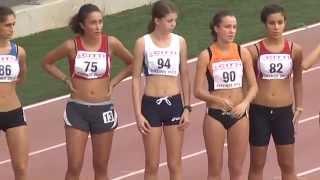 Campionati Italiani di Atletica Leggera - Allievi 2012 - 29.9 dalle ore 14:00-14:30