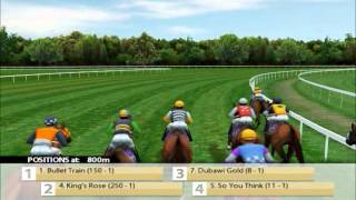 Frankel Vs Black Caviar Simulation