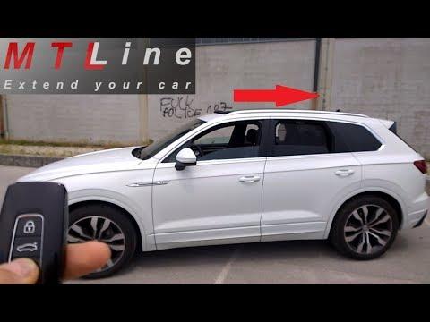 VW Golf 7 - lock/unlock beep confirmation activation - zvočno
