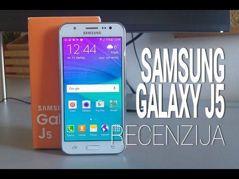 Samsung Galaxy J5 Recenzija