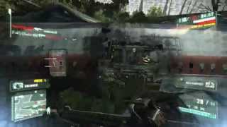 Crysis 3 Multiplayer #048 - How To Overcome A Bad Start | AIRPORT